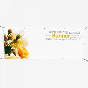 Werbetechnik Banner