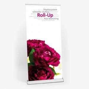 Werbetechnik Roll-Up